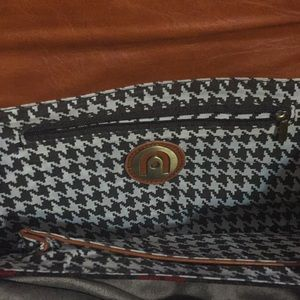 Bags - Plaid clutch